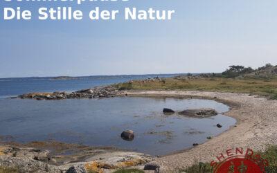 Sommerpause – Die Stille der Natur